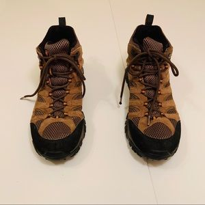 Merrill MOAB Mid waterproof  vented hiking boots